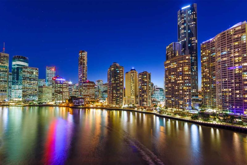 Brisbane, home of our Asia Pacific HQ in Brisbane.